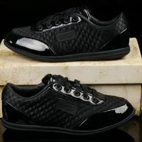 Sepatu Anak Firetrap Original Hitam Glossy Tali Ikat Sz 29 31 Di