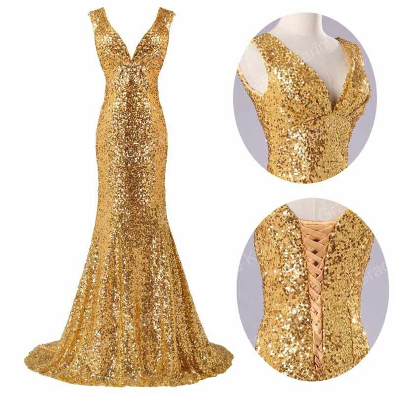 My prom dress ♡♥♡ gangsters and flappers theme gold long | morp ...