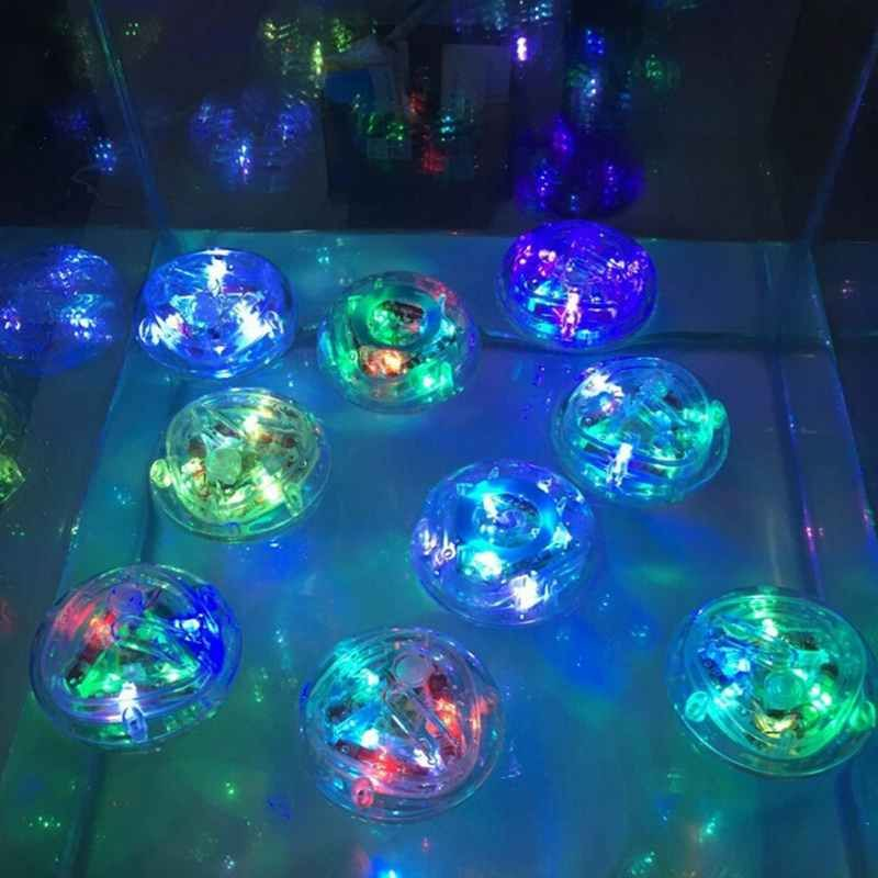 LED Bath Toy Party In The Tub Light Waterproof Luminous Toy Bath ...