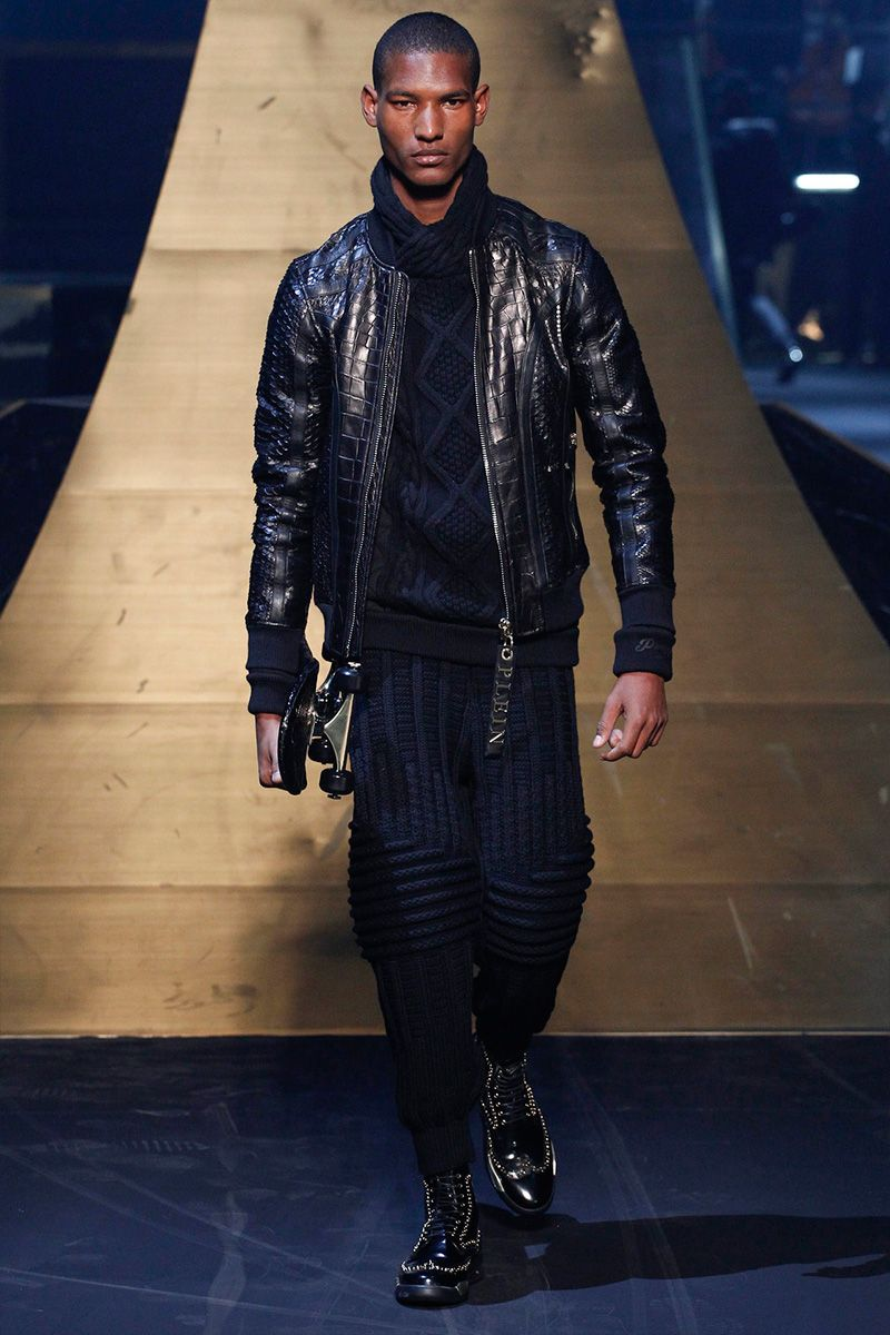 Philipp Plein showed his Fall/Winter 2016 collection during Milan Fashion Week.