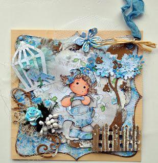 Tinie's Creative Blog: Magnolia Mania Challenge Paper Piecing