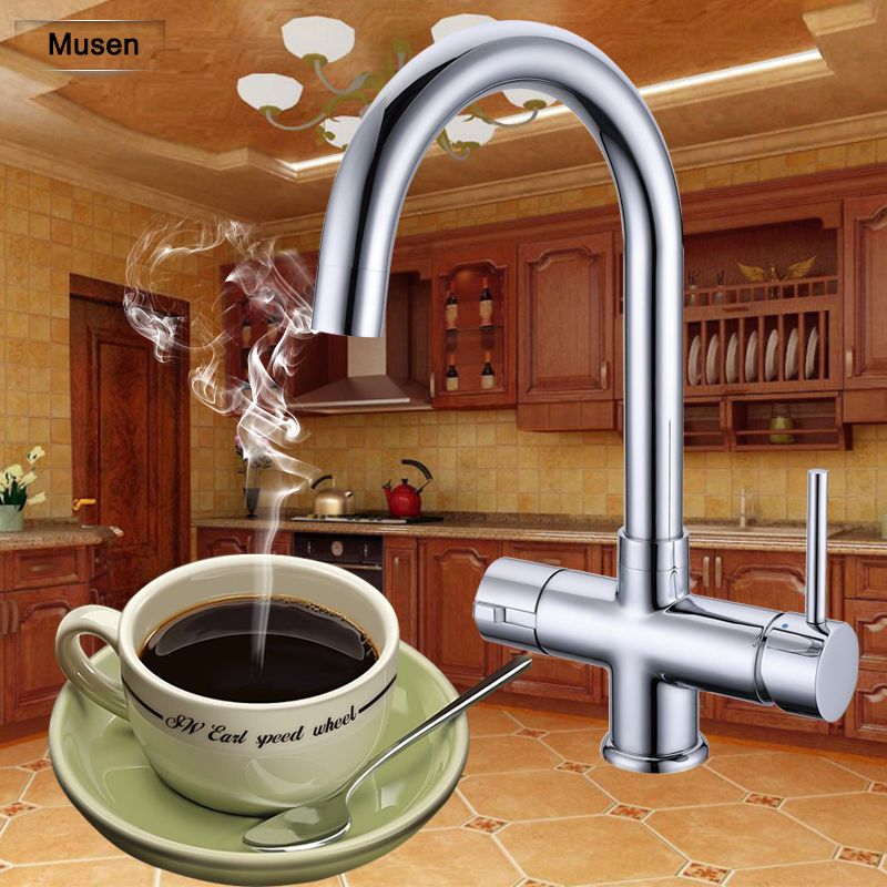 Instant Hot Water Faucet Water Heater 98C Boiling Water Tap and ...