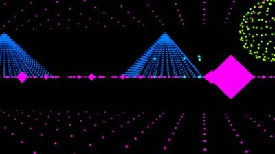 Excellent 80s Graphic!!! Stock Footage Video (100% Royalty-free