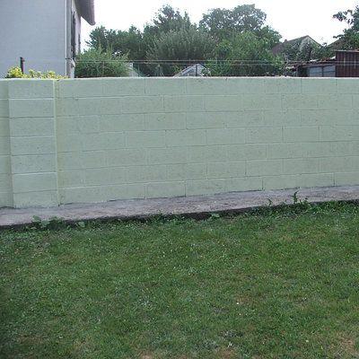 peindre un mur ext rieur en 11 tapes home inspirations. Black Bedroom Furniture Sets. Home Design Ideas