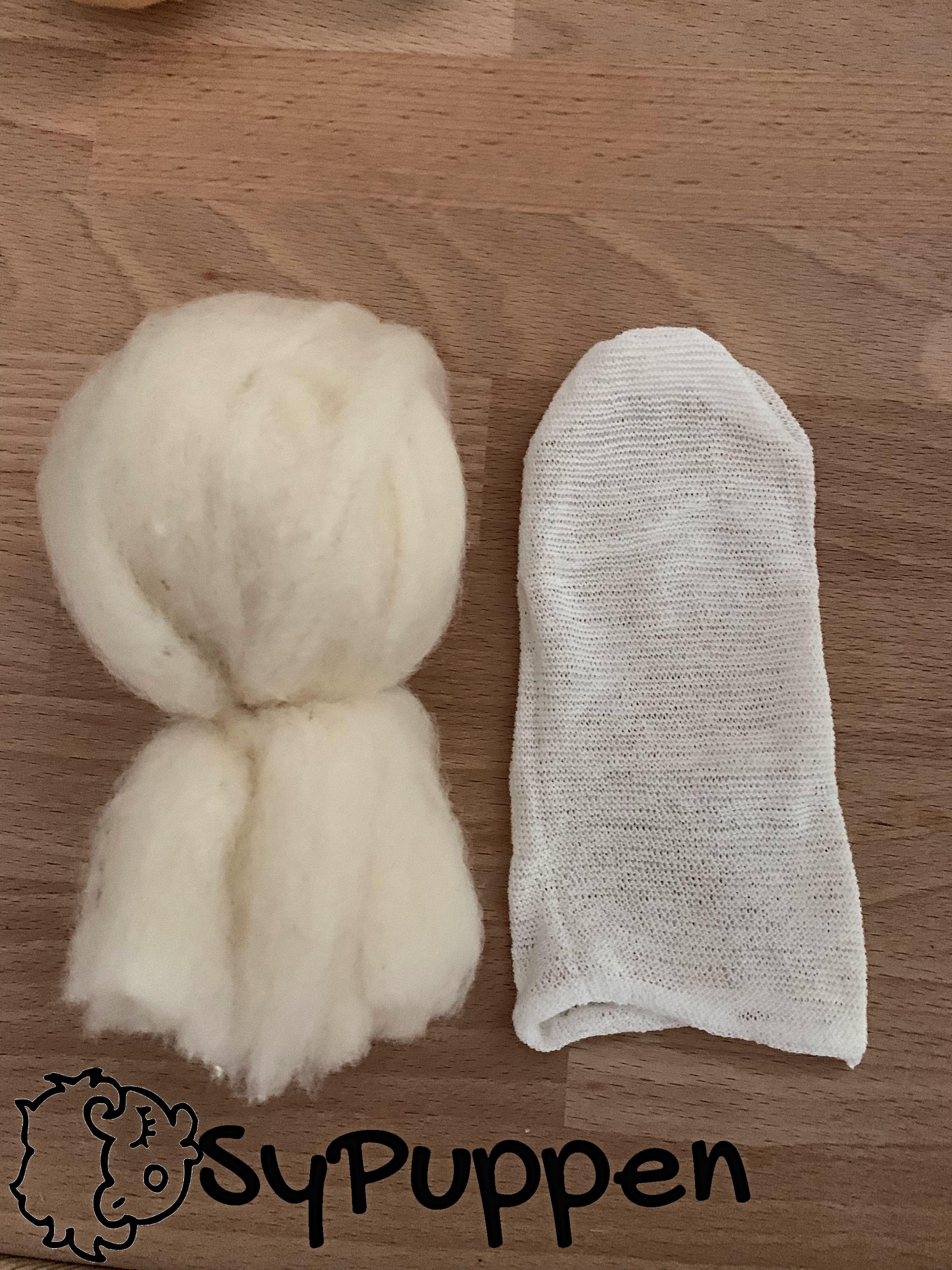 Photo of Puppen-Tutorial Teil 1 – Der Kopf