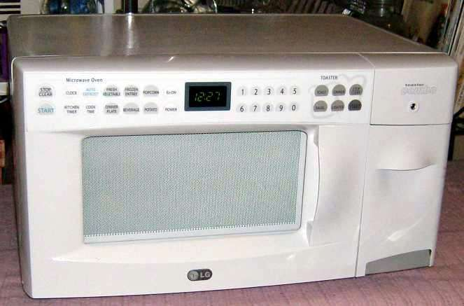 Lg Microwave Oven And Toaster Combo Model Ltm9010w Pinterest Microwaves Ovens