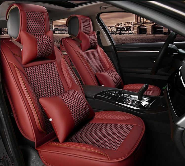 Full Set Car Seat Covers For Mercedes Benz C200 C250