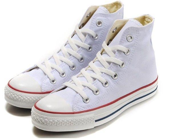 New Converse Chuck Taylor All Star Hi-Top Ox Classic White ... 0839b8c91