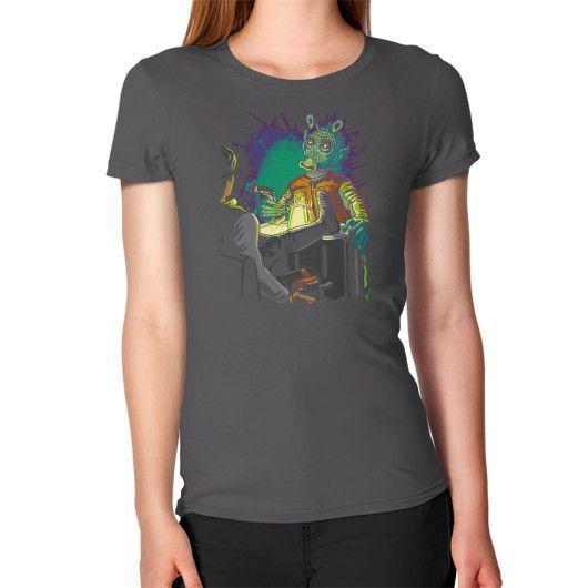 Han or Greedo Women's T-Shirt