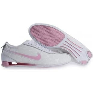 316316 018 Nike Shox Rivalry White Pink J12017