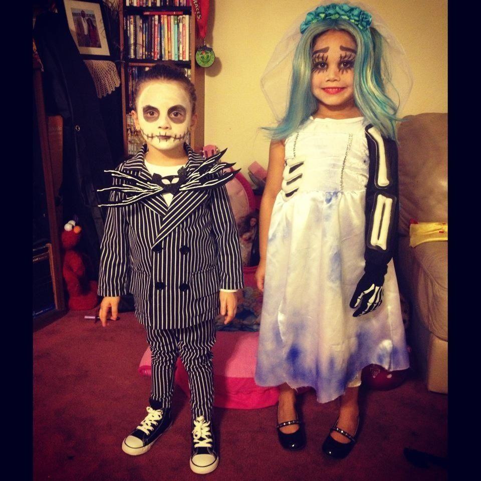 My daughters did tim burton inspired costumes last halloweenjack