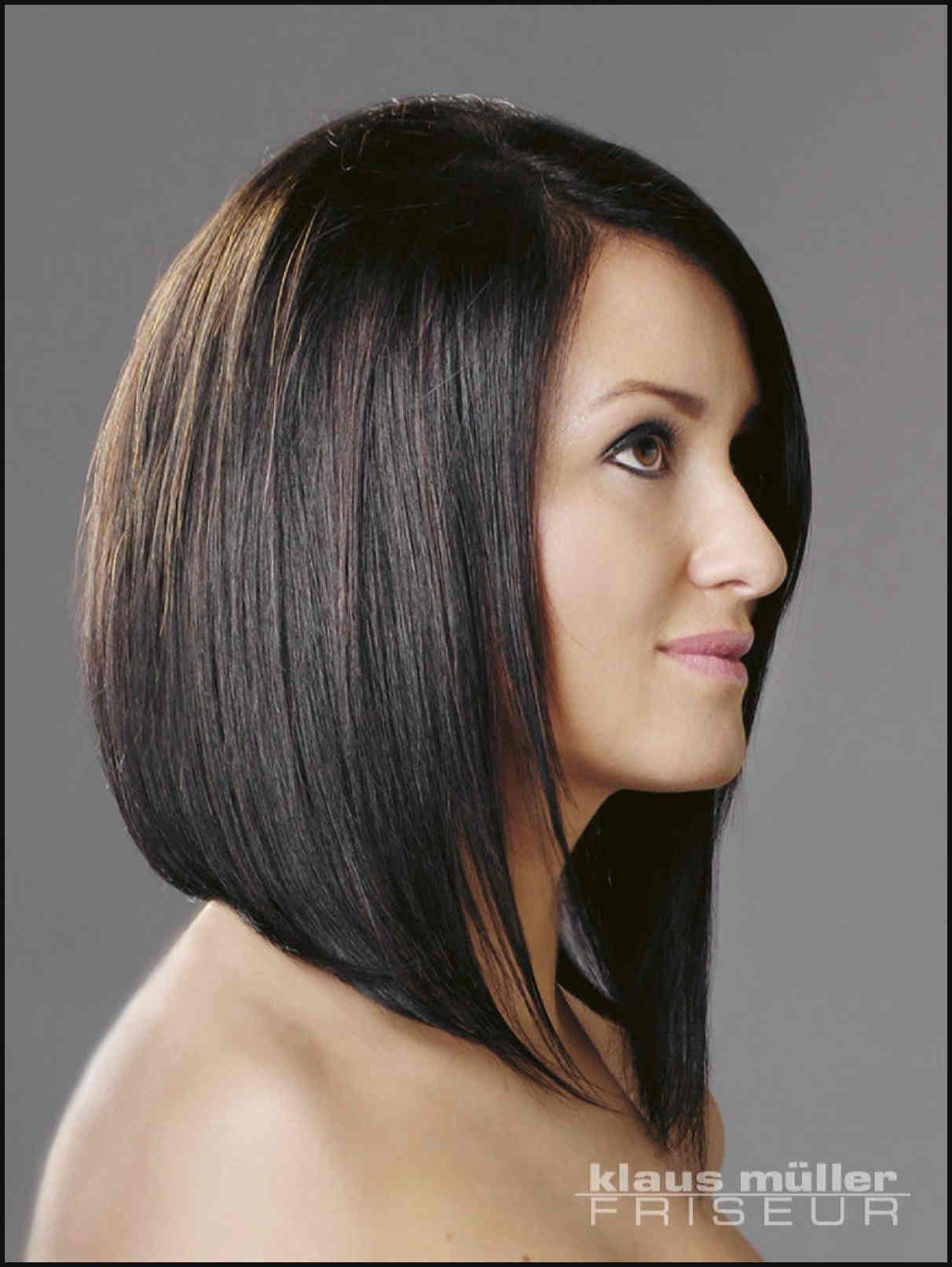 Brillante Frisuren Vorne Lang Hinten Kurz  Bob frisur hinten kurz