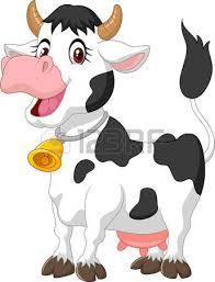 Resultado De Imagen Para Dibujos De Vacas A Color Para Imprimir Cartoon Cow Cow Illustration Cow Drawing