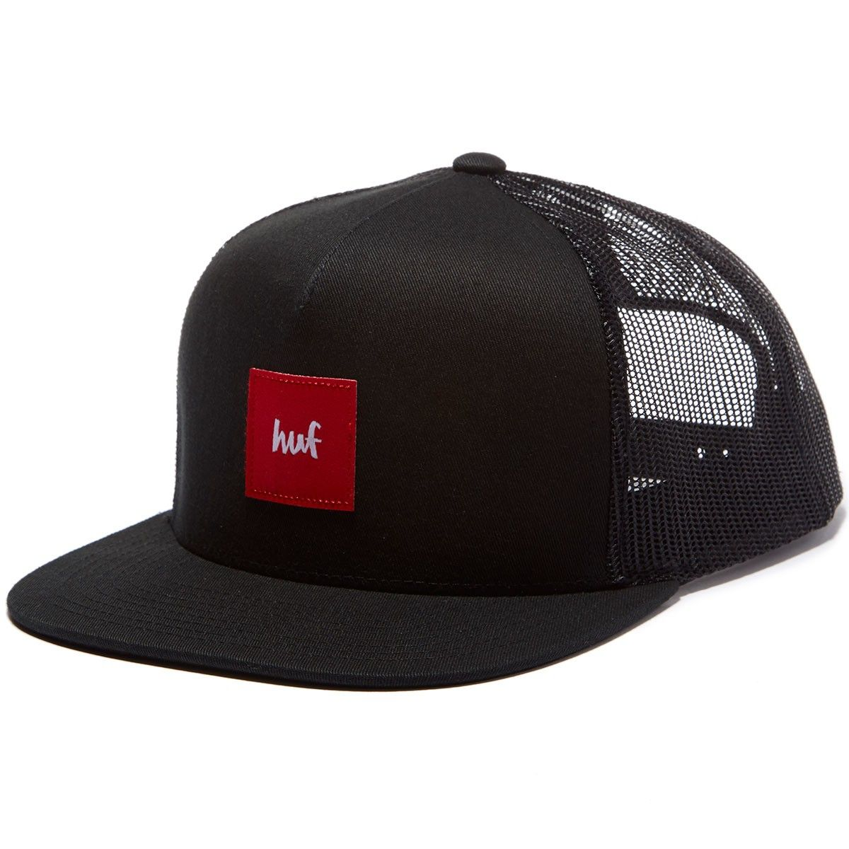 Huf X Chocolate Trucker Hat Trucker Hat Trucker Hats
