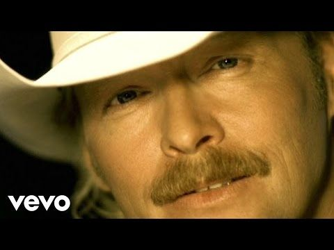 Alan Jackson Remember When Youtube Alan Jackson Music