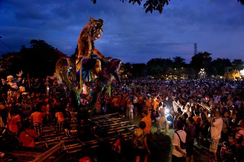 New Year's Eve in Ubud Ubud, Bali, Holiday destinations