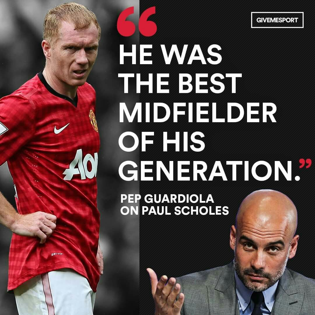 Yes He Was Manchester United Fans Manchester United Football Club Manchester United Football