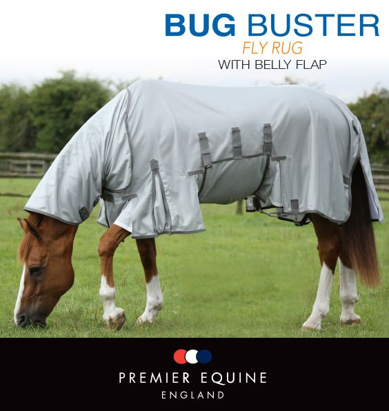 Summer Fly Rugs By Premier Equine Visit