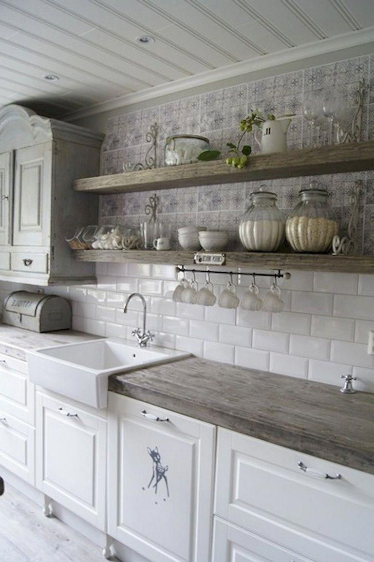 55 amazing farmhouse kitchen backsplash decor ideas kitchendesign kitchenremodel on farmhouse kitchen backsplash id=16993