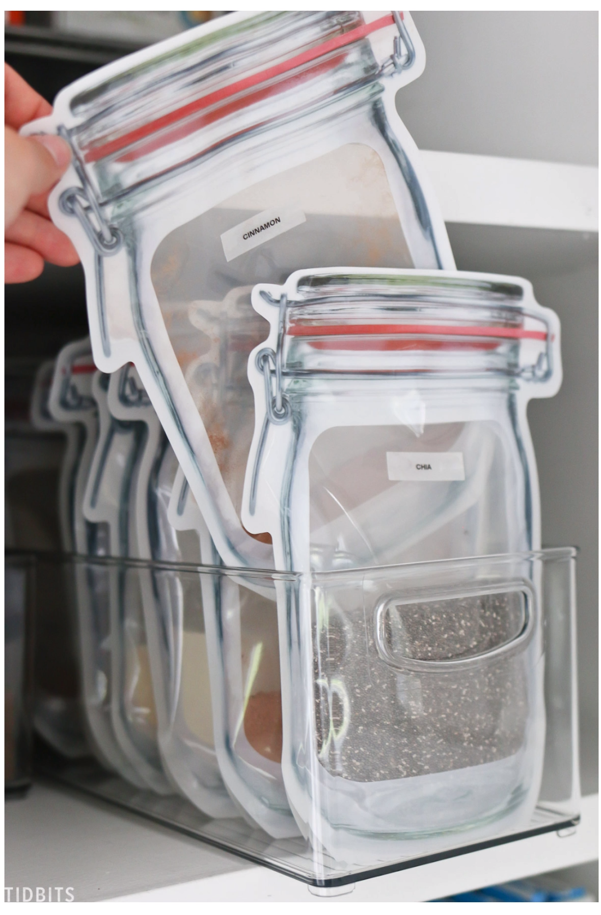 My 10 Best Tips for Small Pantry Organization
