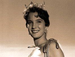 Miss America 1960 Lynda Lee Mead  Natchez, Mississippi
