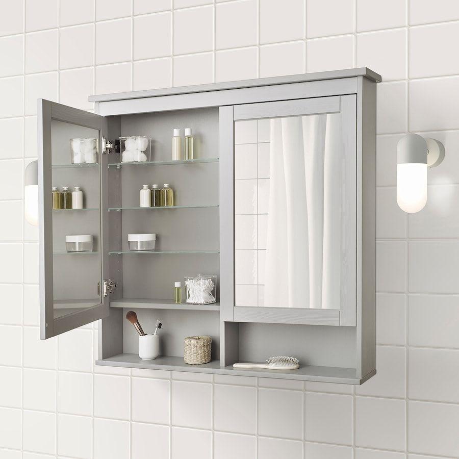 43++ Bathroom cabinet mirror hinges model