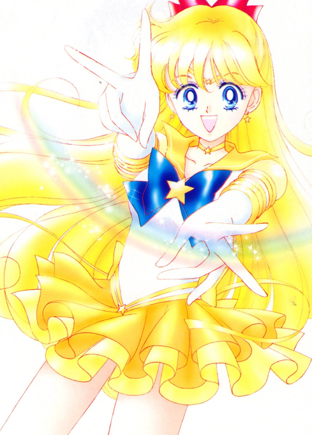 TAKEUCHI NAOKO - Sailor Moon 【Sailor Venus】