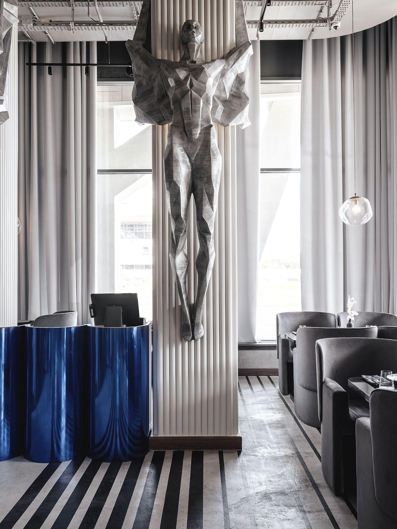 Moscow's Polet Café Celebrates Soviet Aviation Heritage