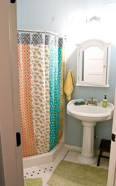 25 Cool Unique Shower Curtain Ideas For Small Bathroom Home