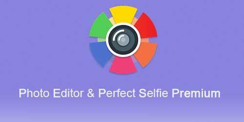 Resultado de imagen de Photo Editor & Perfect Selfie