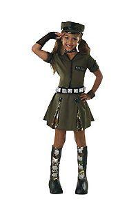 Tween Major Flirt Costume