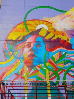 TUCSON MURAL ARTS PROGRAM: Downtown Mural Unvieling May 31, 8am