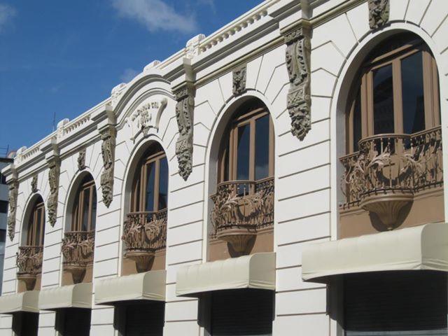 Vano es una apertura dentro de los elementos - Vano arquitectura ...