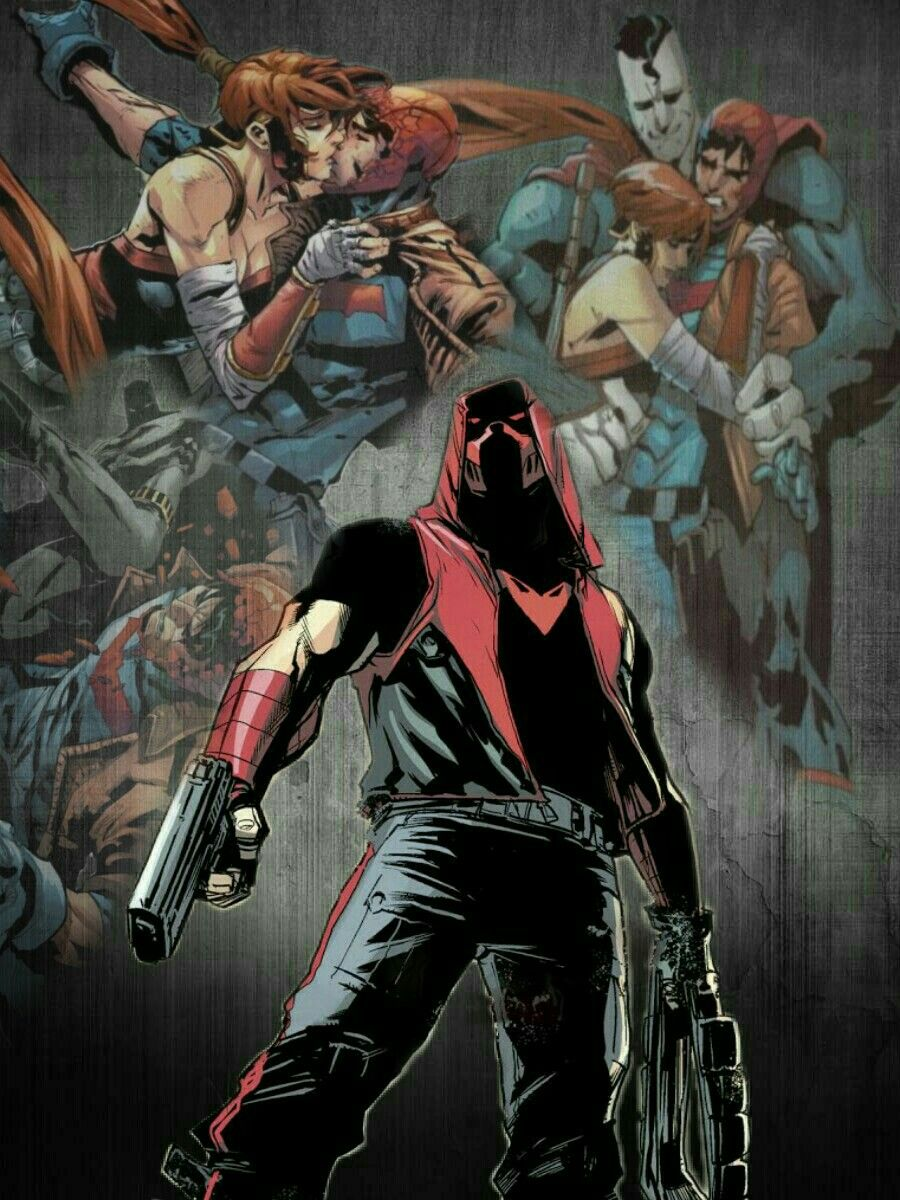 510 Best Red Hood Images In 2020 Red Hood Red Hood Jason Todd