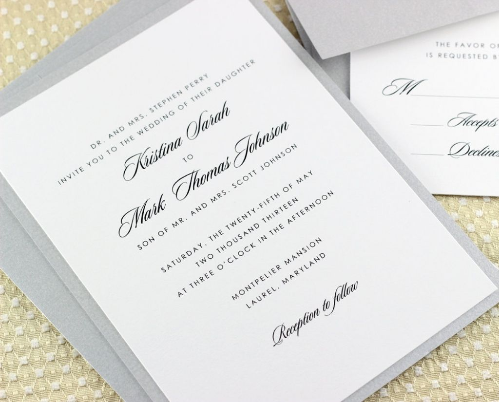 The Ethics Of Costco Wedding Invitations Beauteous Appearance The How To Create C Wedding Invitation Fonts Wedding Invitation Card Design Wedding Invitations