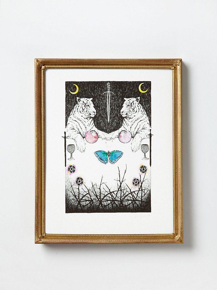 Wild Unknown FP Exclusive Tarot Print,
