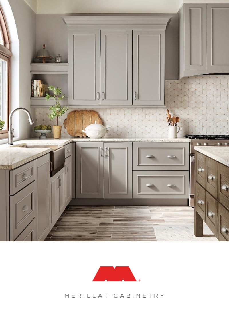 Merillat Classic Tolani In Oak Kona Merillat Beautiful Kitchens 1940s Kitchen Merillat Kitchen Cabinets