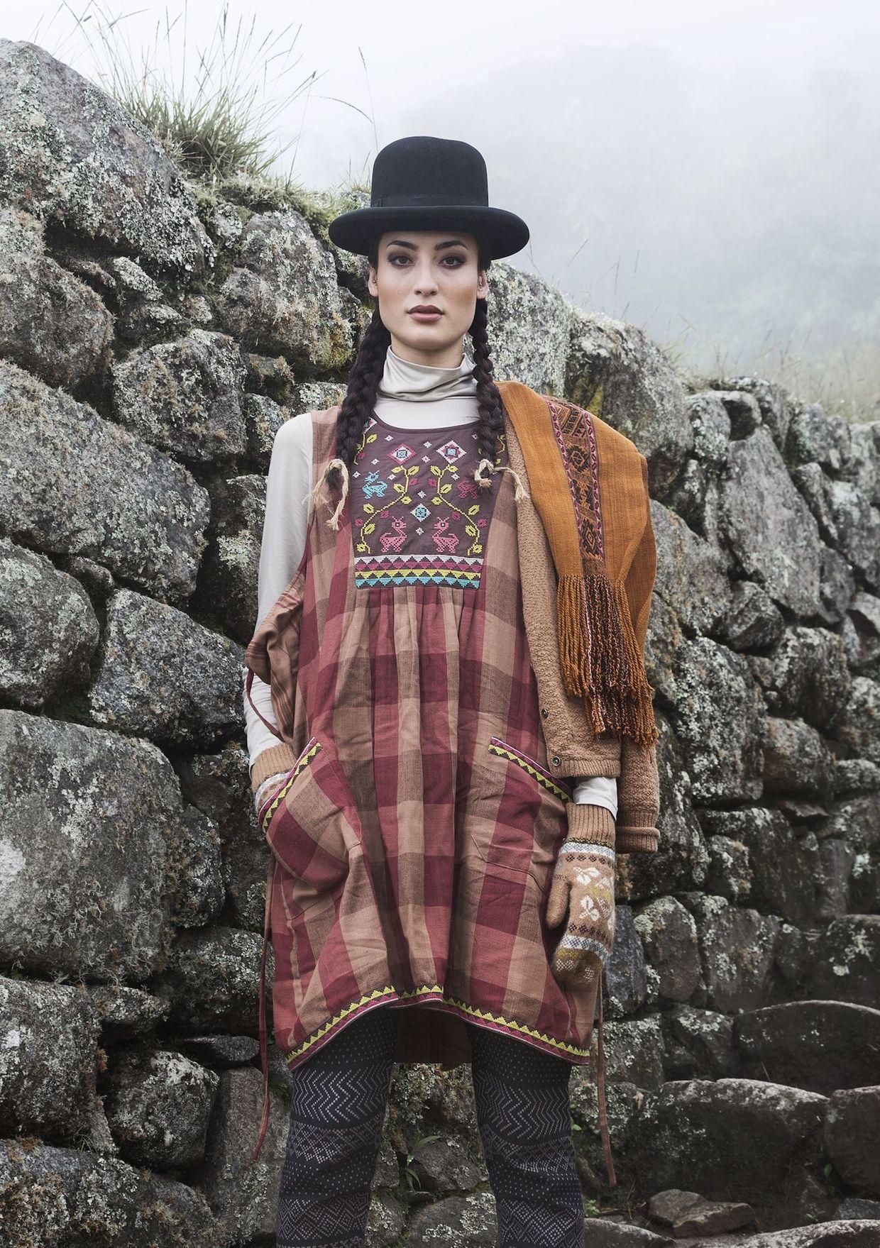 Machu Picchu – GUDRUN SJÖDÉN - vaatteita verkossa ja postimyynnissä