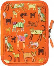 KINDLE COVER - CAT'S MEOW