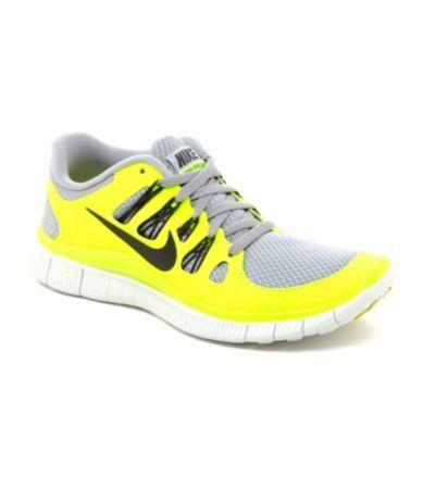 ... nike womens free run 5.0 barefoot running shoes dillards