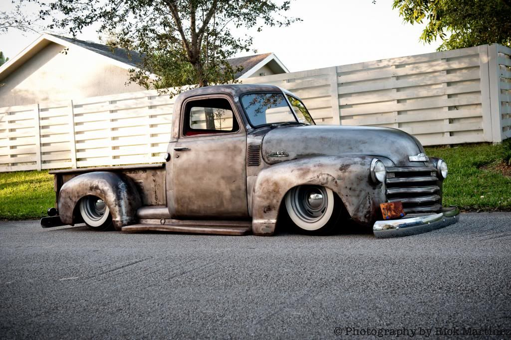 2 photo EddiesTripleChevyTrucks-500.jpg | Rods | Pinterest | Cars ...