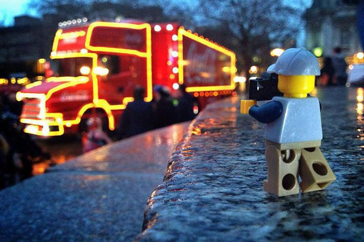 Everything About These Pictures Of A Tiny Adventurous Lego