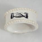 napkin ring - highly practical - Products - Kühn Keramik
