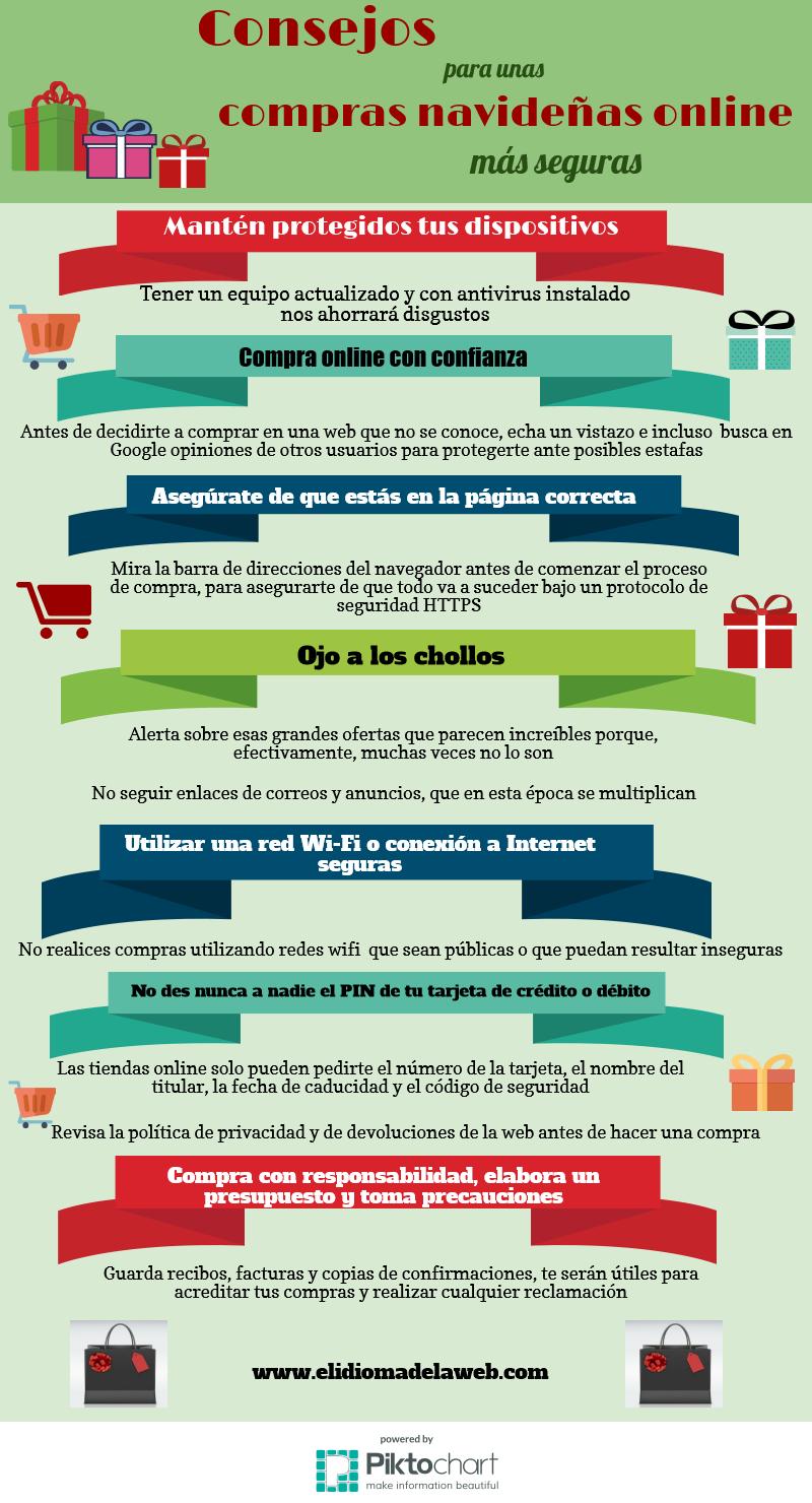Consejos para unas compras en Navidad seguras | Navidad en Internet ...