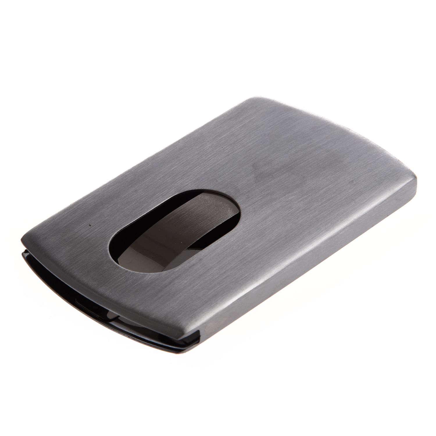 New And Hot 10pcs Modern Business Stainless Steel Wallet Business