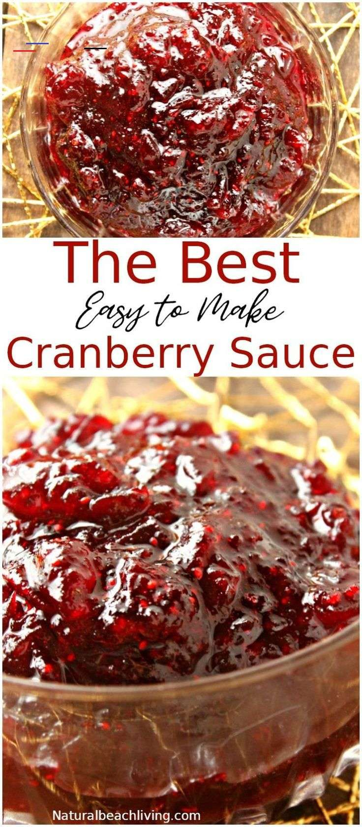 Easy Homemade Cranberry Sauce That Everyone Loves - Natural Beach Living Easy Homemade Cranberry Sauce That Everyone Loves - Natural Beach Living Easy Homemade Cranberry Sauce That Everyone Loves, Easy Thanksgiving recipes, Delicious homemade cranberry sauce to make ahead of time, Holiday recipe, Cranberry Sauce Thanksgiving Recipe #Thanksgiving #Thanksgivingrecipes<br> Easy Homemade Cranberry Sauce for Thanksgiving and Christmas