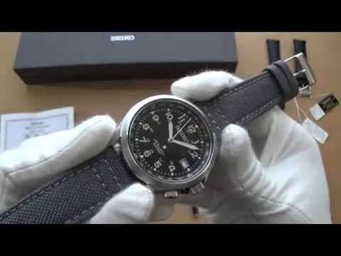 113fbb533c1 Seiko SARG007 Automatic Watch Review - The Best Field Watch Around  300  -  YouTube