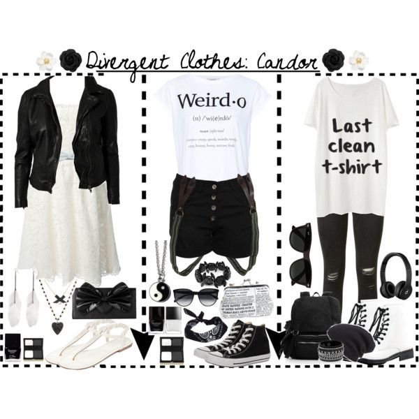 """""""Divergent Clothes: Candor"""" by hpdwm5sh on Polyvore ..."""