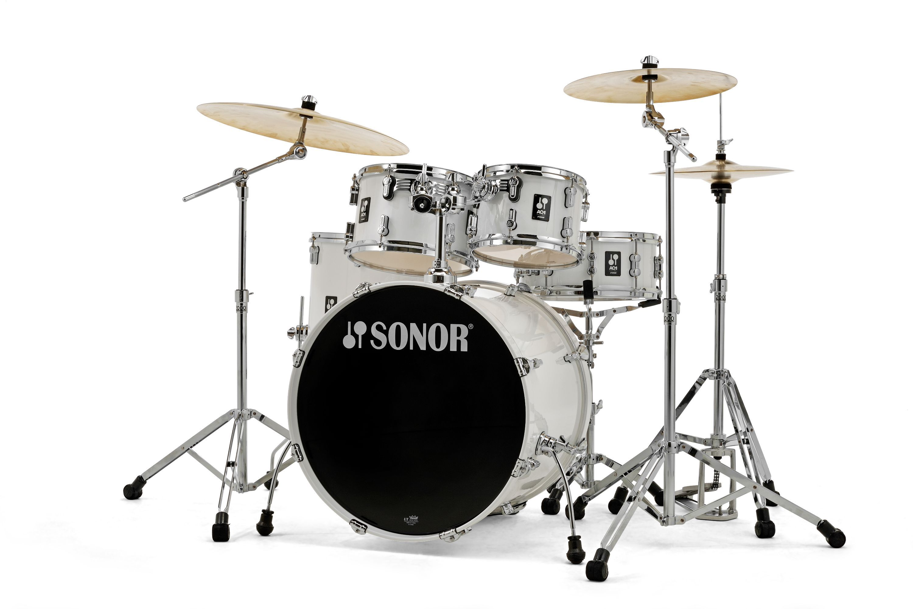 Sonor Aq1 Stage Set 22x17 5 16x15 12x8 10x7 14x6 In Piano