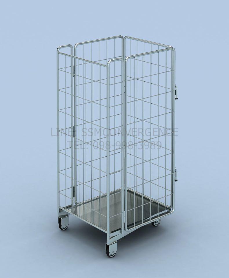 สินค้าใหม่ Roll cage หมุนเวียน ขึ้นรถทั้งคัน ลงรถทั้งคัน สะดวก ...